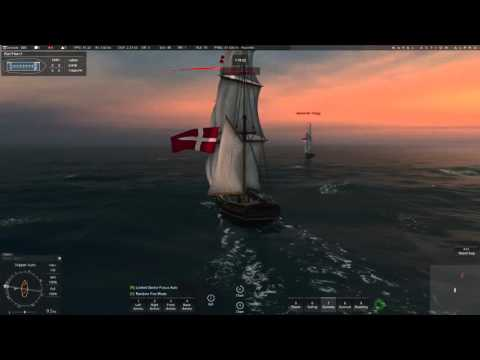 Naval Action Battle 1, Navy Brig VS Trader Lynx ''Most Boring Battle Ever''