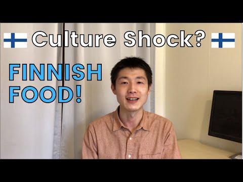 Culture Shocks in Finland - FINNISH FOOD!