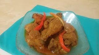 চিকেন ঝাল ফ্রাই - হোটেল স্টাইল | Bangladeshi Chicken Jhal Fry Recipe| Chicken Jhal Fry,Chickek Jhal