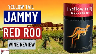 Yellow Tail Jammy Red Roo Wine (Episode 138)