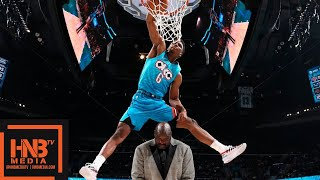 2019 NBA Slam Dunk Contest Full Highlights | Feb 16, 2019 NBA All Star Weekend
