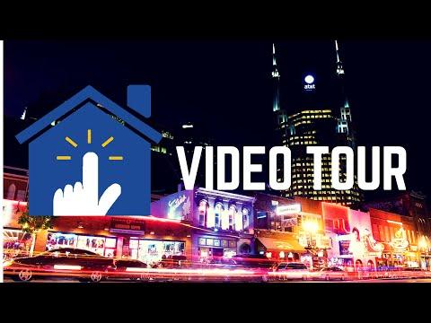 Downtown Nashville Vacation Rental | Nashville Smart Loft - Complete Video Tour