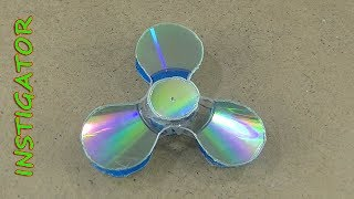 HOW TO MAKE A  SPINNER . DIY