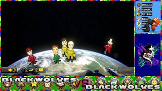 Mario Kart 8 - Clan black Wolves - entrenamiento + War splatoon 2