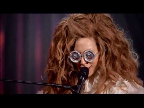 Lady GaGa  Muppet Show  Benny & The Jets