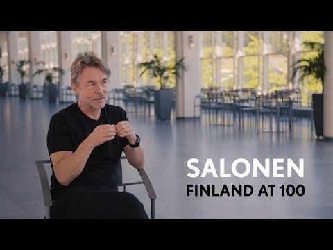 Finland at 100: Esa-Pekka Salonen Reflects
