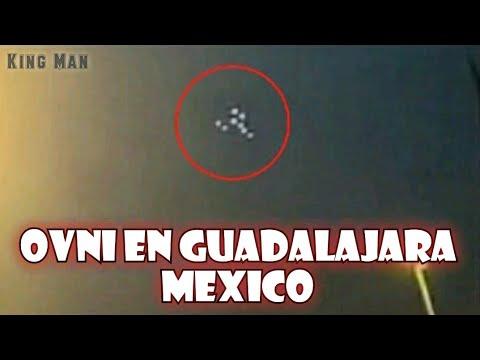 Ovni en Guadalajara Mexico