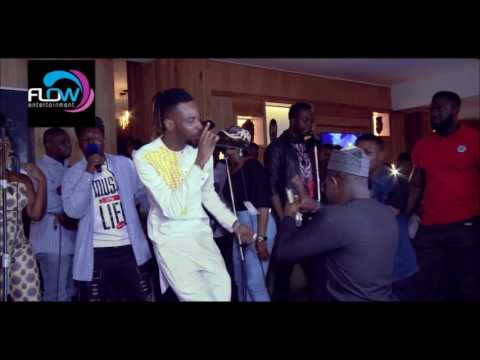 9ICE PERFORMS LIVING THINGS AT INDUSTRY NITE