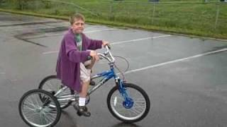 www.HigleyMetals.com 3 Wheel Bicycle Conversion