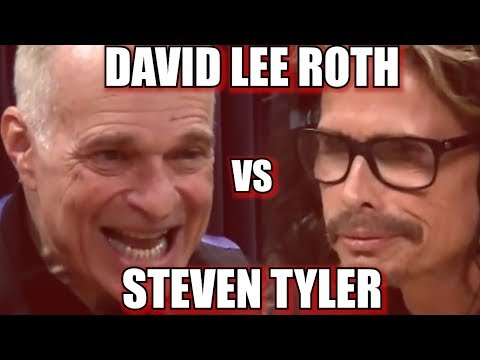 Morgen - David Lee Roth Vs. Steven Tyler
