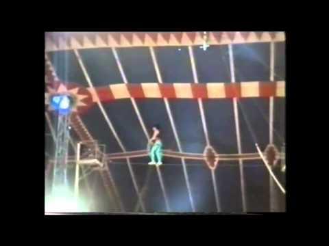 Marco Polo Circus High Wire Act