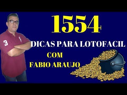 🔴 # Dicas Lotofacil CONCURSO 1554 DA LOTOFACIL - COM PLANILHA E E-BOOK GRATUITA