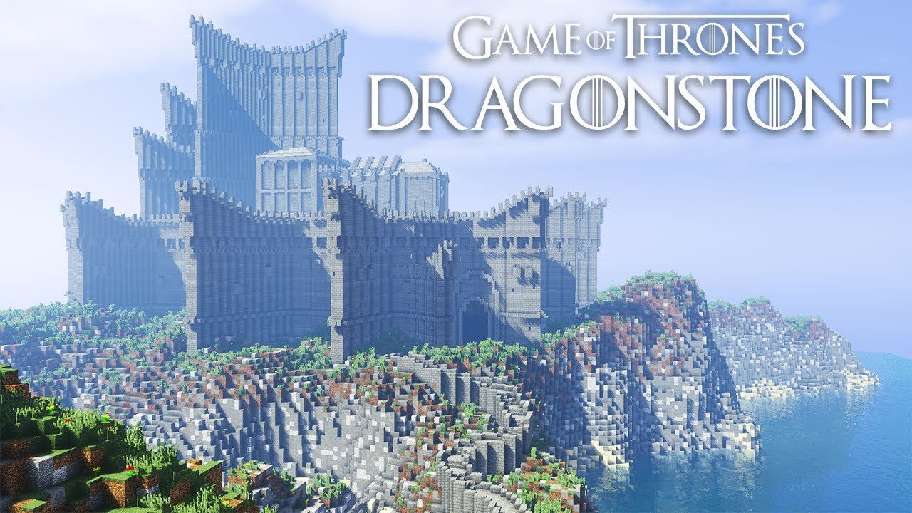 Minecraft game of thrones dragonstone youtube minecraft game of thrones dragonstone gumiabroncs Image collections