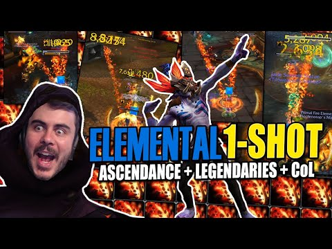 🔥LAVA BURST ONE SHOT | Elemental Shaman PvP Shadowlands Beta PvP