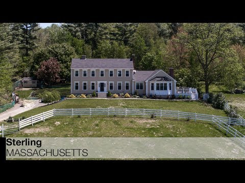 Video of 128 Princeton Road | Sterling Massachusetts real estate & homes by Grace Golden