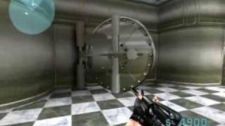 XBOX Counter Strike Gameplay
