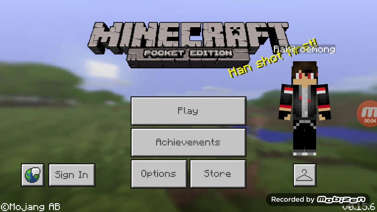 Seed Minecraft Pe Pertambangan Dan Desa