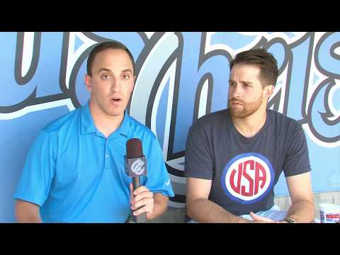 Interview: Astros pitcher Collin McHugh