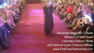 Master 39 s of Hair Alexander McQueen Tribute at CFW