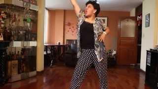 Los rompe pistas Latinos - Ariana Bolo Arce