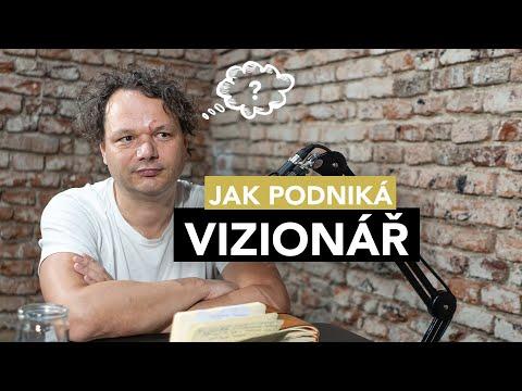 Jak se vzdělává vizionář Petr Rokůsek?