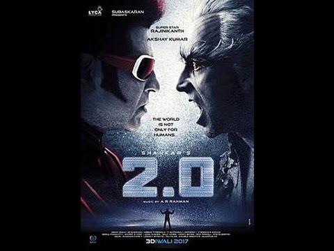 Robot 2 0 Official Hindi Trailer Rajnikanth Akshay Kumar Amy Jackson Hd