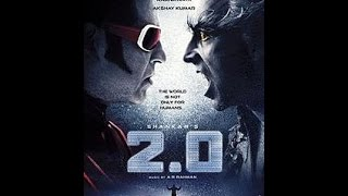 Robot 2.0 - Official Hindi Trailer : RajniKanth, Akshay Kumar & Amy Jackson HD