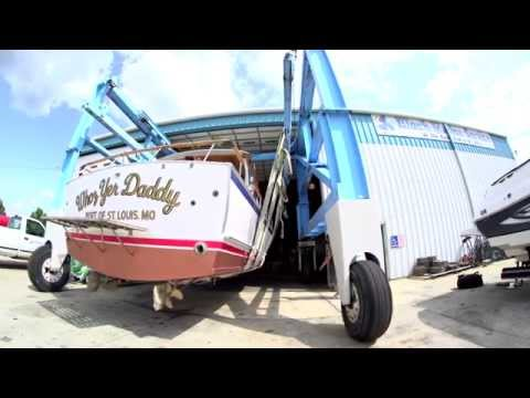 Take Me To The River: Bloch Marine Service