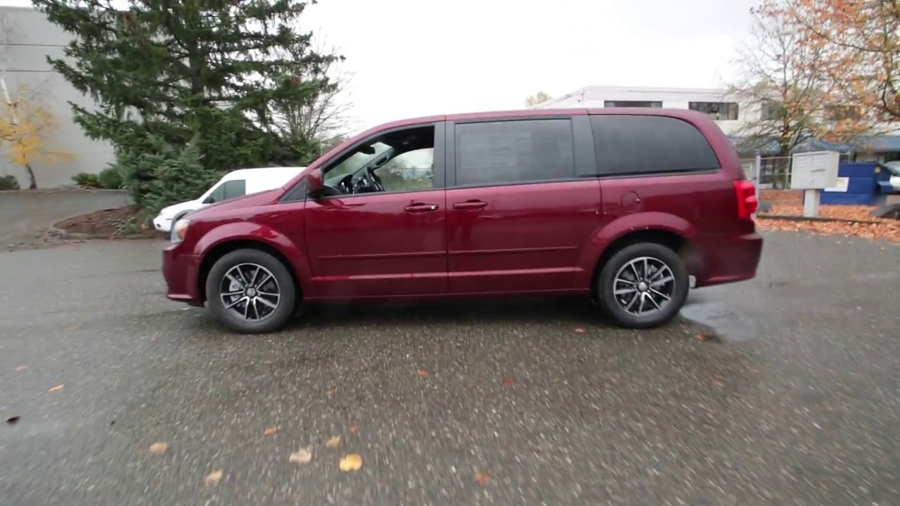2017 dodge grand caravan gt octane red pearlcoat. Black Bedroom Furniture Sets. Home Design Ideas