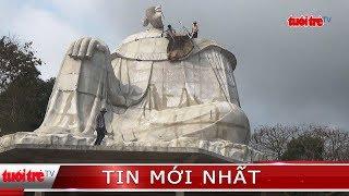⚡ NÓNG | Xử phạt 30 triệu đồng và tháo dỡ tượng Bà Chúa Xứ trên Núi Sam