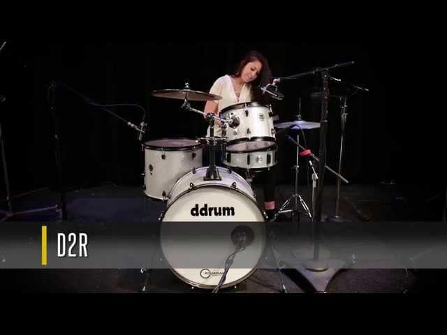 ddrum D2R Kit