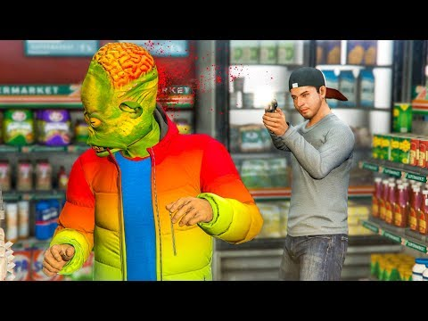 I ACCIDENTALLY SHOT SUMMIT1G IN THE HEAD... GTA 5 RP