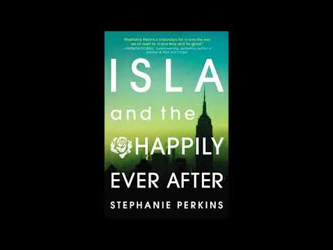 Isla and the Happily Ever After Stephanie Perkins Audiobook