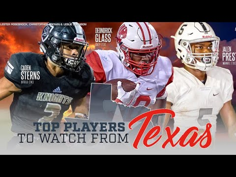 Top Players from Texas