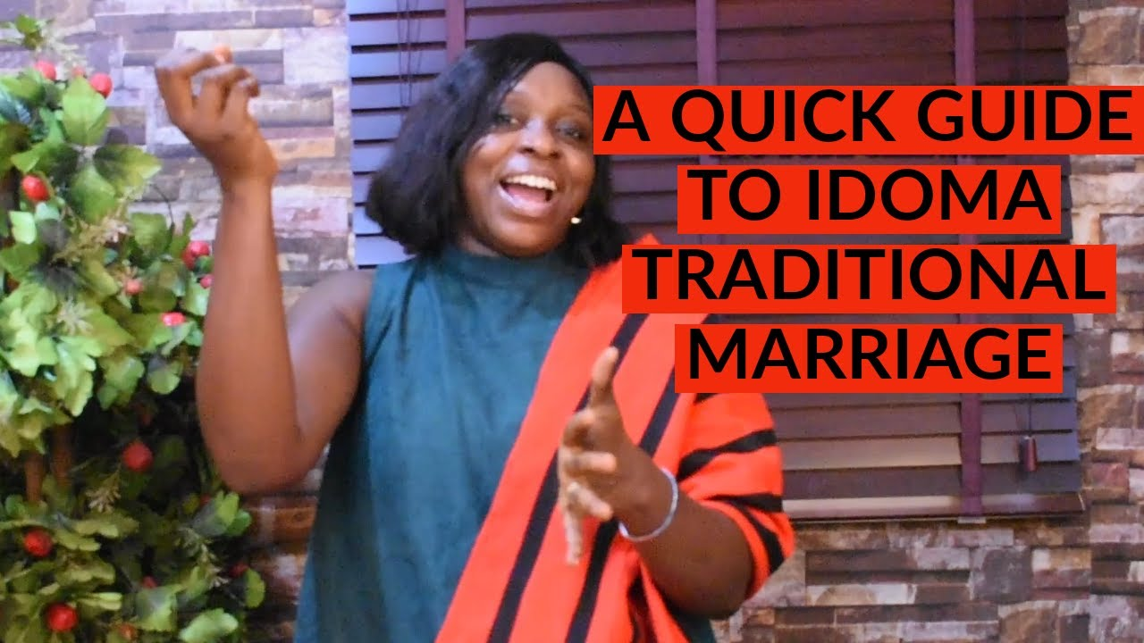 Download A Quick Guide to An Idoma Traditional Marriage