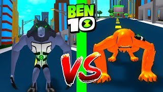 Roblox Ben 10 Benwolf VS Wildmutt Roblox Ben 10 Arrival of Aliens