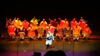 """SOWETO GOSPEL CHOIR """"Calvary"""" Melbourne Australia 2011"""