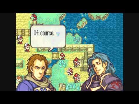 Let's Sacred Stones 14 - Ephraim and Duessel