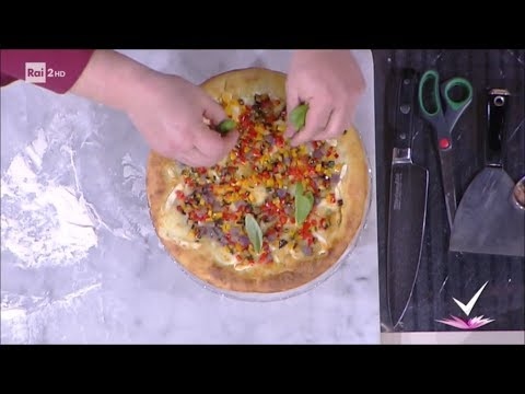 Gianfranco Iervolino Pizza Spicchio Destate Detto Fatto 3005