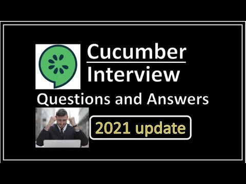 Download Cucumber Interview Questions and Answers   Top 10 Cucumber Interview Questions - Fresher Experienced