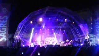 Plutónio feat Richie Campbell - Última vez Live