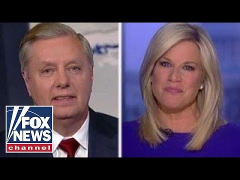Sen. Graham talks bipartisan bill that would protect Mueller