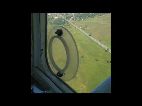 Полет над Калининградом