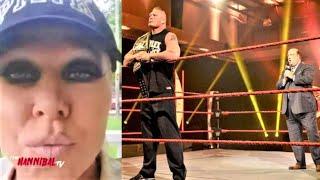 Terri Runnels Accuses Brock Lesnar of Sexual Harassment