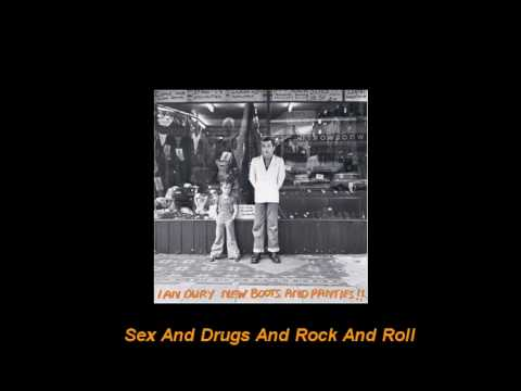 Ian Dury - Sex And Drugs And Rock And Roll.