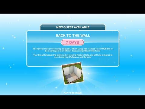 Cara Menyelesaikan Back To The Wall Quest di The Sims FreePlay [Bahasa Indonesia] thumbnail
