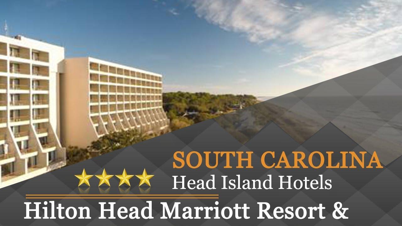 Hilton Head Marriott Resort Spa Island Hotels South Carolina