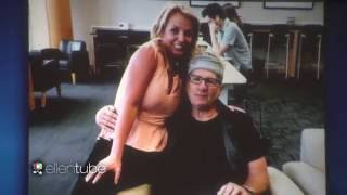 Ed o'neill didn't realize he took a picture with britney spears until a day later
