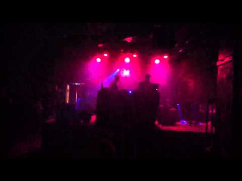 Lightshow test 2 at the crooked i featuring 814 Bass Crew