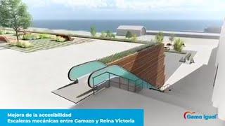 Igual extenderá el paseo marítimo hasta Los Peligros y ampliará el aparcamiento del Palacio